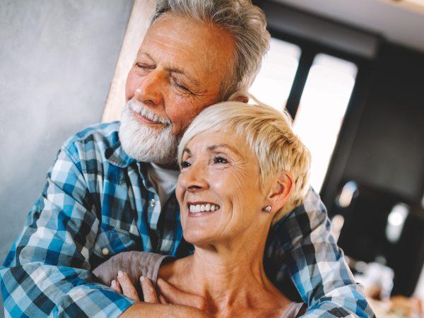 Wo das Glück im Alter wohnt