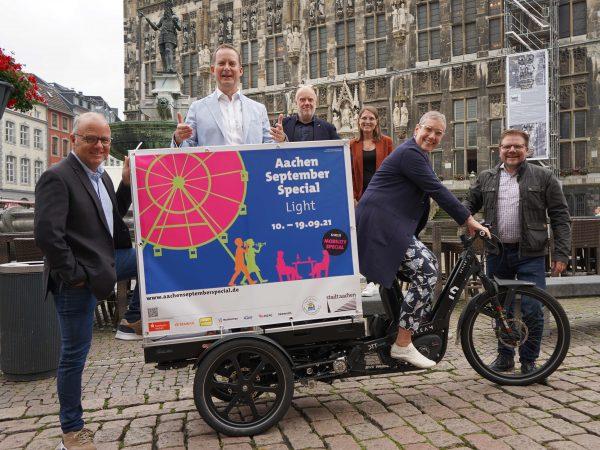 AachenSeptemberSpecial 2021 wieder als Light-Version