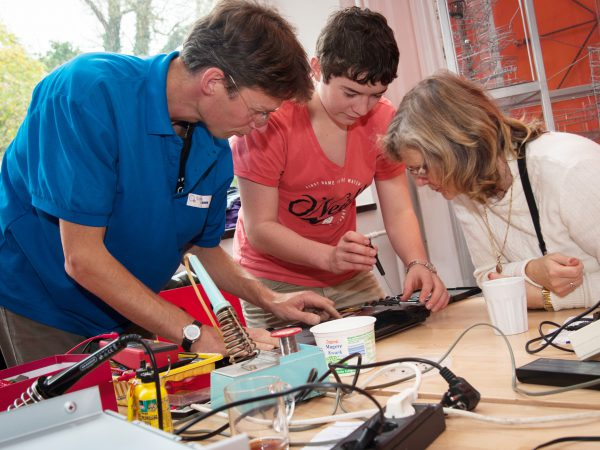 Repair Café im Mobilé: Erstmals am 8. Oktober